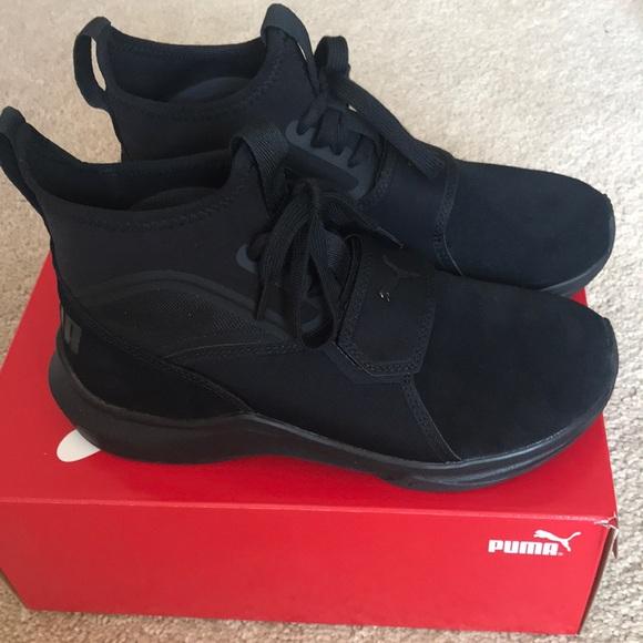 4038412b366 Puma Phenom Suede Sneaker